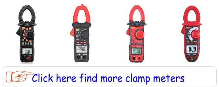 digital clamp meter wholesale